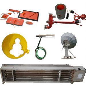 Heating Elements - Custom Products